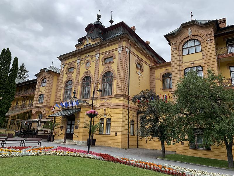 Bardejovske kupele (Bardejov Baths)