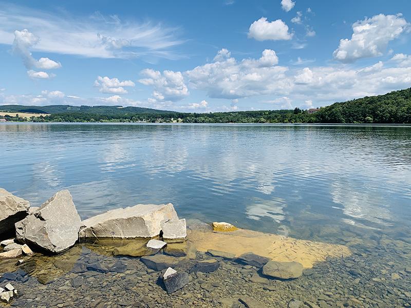 Velka Domasa Dam