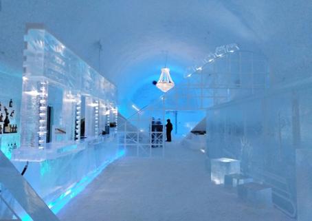 Beyond the Polar Circle - Kiruna