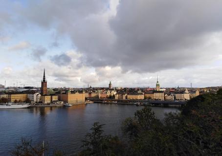 Stockholm – Capital of Sweden